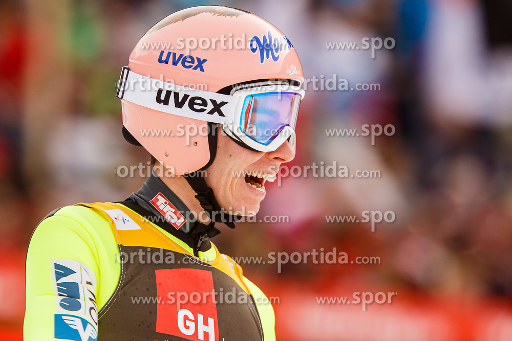 Stefan Kraft of Austria during the Ski Flying Hill Individual Competition on Day Two of FIS Ski Jumping World Cup Final 2017, on March 24, 2017 in Planica, Slovenia. Photo by Grega Valancic / Sportida