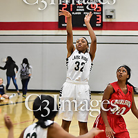 Burleson Tourn - Var Lady Eagles vs Burleson 12-4-15