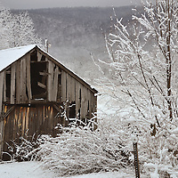 Old Barn in Uniontown PA
