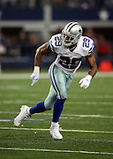 Dallas Cowboys running back DeMarco Murray (29) goes in motion during the NFL week 18 NFC Wild Card postseason football game against the Detroit Lions on Sunday, Jan. 4, 2015 in Arlington, Texas. The Cowboys won the game 24-20. ©Paul Anthony Spinelli