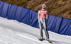 13.01.2019, Stadio del Salto, Predazzo, ITA, FIS Weltcup Skisprung, Val di Fiemme, Herren, 2. Wertungsdurchgang, im Bild Richard Freitag (GER) // Richard Freitag of Germany during his 2nd Competition Jump the of FIS Ski Jumping World Cup at the Stadio del Salto in Predazzo, Italy on 2019/01/13. EXPA Pictures © 2019, PhotoCredit: EXPA/ JFK
