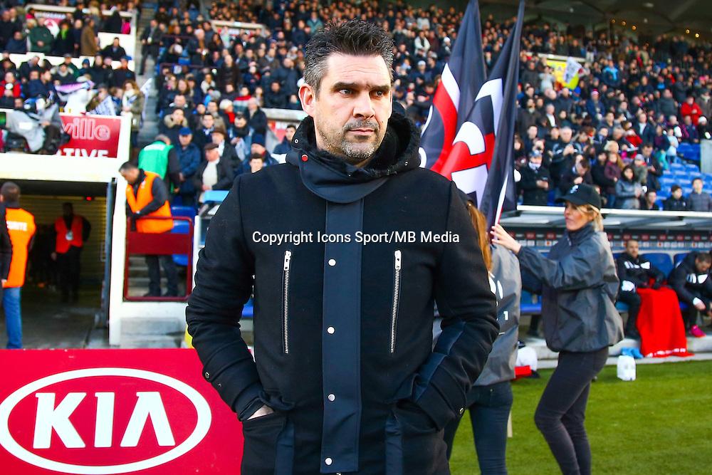 Jocelyn Gourvennec  - 01.02.2015 - Bordeaux / Guingamp - 23eme journee de Ligue 1 -<br /> Photo : Manuel Blondeau / Icon Sport