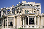 France. french Riviera. beaulieu sur mer french riviera: port casino    France