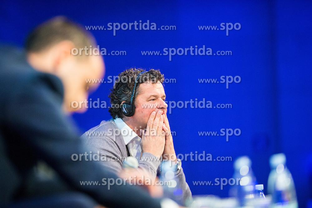 Mark Versteegen (KPN) during Sports marketing and sponsorship conference Sporto 2015, on November 20, 2015 in Hotel Slovenija, Congress centre, Portoroz / Portorose, Slovenia. Photo by Ziga Zupan / Sportida