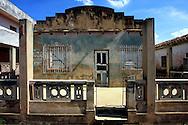 Building in Puerto Esperanza, Pinar del Rio, Cuba.