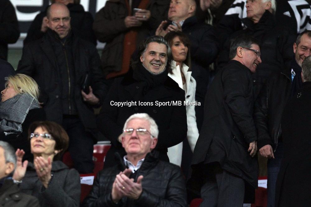Vincent LABRUNE  - 23.01.2015 - Nice / Marseille - 22eme journee de Ligue 1<br />Photo : Jean Christophe Magnenet / Icon Sport