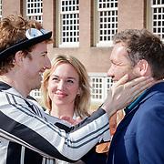 NLD/Zeist/20180510 - Première van Ashtonia, show Enfant Terrible, Klaas van Eerden en partner Anna de Beus