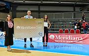 Premiazione MVP Meridiana Club Scott Bamforth<br /> Torneo Meridiana PalaAltoGusto Geovillage Finale<br /> Banco di Sardegna Dinamo Sassari - Sidigas Scandone Avellino<br /> Olbia, 03/09/2017<br /> Foto L.Canu / Ciamillo-Castoria