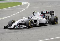 Valtteri Bottas (Williams Mercedes)<br /> Formel 1, Grosser Preis Santander von Deutschland 2014, Hockenheimring<br /> Norway only<br /> F1