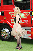 Dakota Blue Richards, Planes 2: Fire & Rescue - gala film screening, Odeon Leicester Square, London UK, 20 July 2014, Photo by Richard Goldschmidt