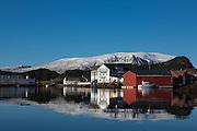 Stridestraumen, Herøy, Norway | Morgenstemning fra Stridestraumen, Herøy, Norge