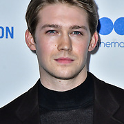 Joe Alwyn attends the 22nd British Independent Film Awards at Old Billingsgate on December 01, 2019 in London, England.