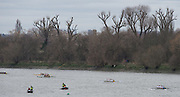 London, Great Britain.<br /> <br /> 2016 Head of the River Race, Reverse Championship Course Mortlake to Putney. River Thames. Saturday  19/03/2016<br /> <br /> [Mandatory Credit: Peter SPURRIER;Intersport images]