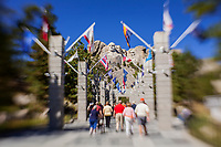 LB00154-00...SOUTH DAKOTA - Mount Rushmore National Memorila. LensBaby photo.