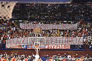 DESCRIZIONE : Milano Lega Basket Serie A 2013-2014 EA7 EMPORIO ARMANI OLIMPIA MILANO - ACQUA VITASNELLA CANTU'<br /> GIOCATORE :  <br /> CATEGORIA : TIFOSI CURIOSITA<br /> SQUADRA : EA7 EMPORIO ARMANI OLIMPIA MILANO <br /> EVENTO : Campionato Lega Basket Serie A 2013-2014<br /> GARA : EA7 EMPORIO ARMANI OLIMPIA MILANO - ACQUA VITASNELLA CANTU' <br /> DATA : 06/04/14 <br /> SPORT : Pallacanestro <br /> AUTORE : Agenzia Ciamillo-Castoria/L.sonzogni <br /> Galleria : Lega Basket Serie A 2013-2014
