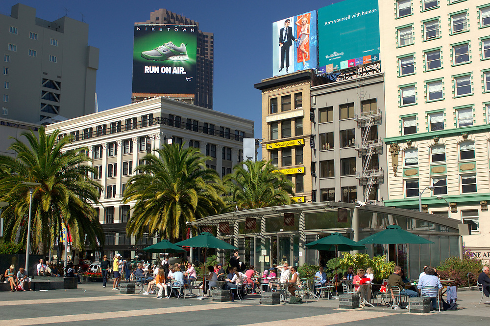 Union Square, San Francisco, California, United States of America