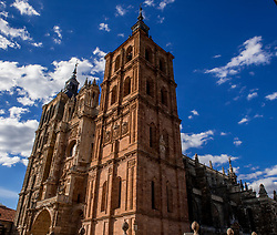 10-06-2017 SPA: We hike to change diabetes day 1, Astorga<br /> De eerste dag met de aankomst in Astorga. De volgende dag start de Camino voor een kleine 50 man.