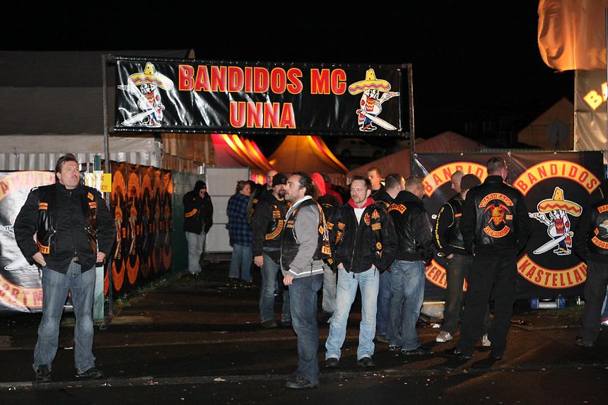 10 Jahres Feier der Bandidos MC Germany in Schwerte | Maik