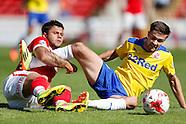 Barnsley v Crawley Town 09/08/2014