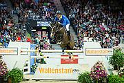 Christian Ahlmann - Taloubet Z<br /> Rolex FEI World Cup Final 2013<br /> &copy; DigiShots