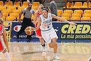 DESCRIZIONE : Bologna Qualificazione Eurobasket Women 2009 Italia Polonia <br /> GIOCATORE : Simona Ballardini <br /> SQUADRA : Nazionale Italia Donne <br /> EVENTO : Raduno Collegiale Nazionale Femminile<br /> GARA : Italia Polonia Italy Poland <br /> DATA : 30/08/2008 <br /> CATEGORIA : palleggio <br /> SPORT : Pallacanestro <br /> AUTORE : Agenzia Ciamillo-Castoria/M.Marchi <br /> Galleria : Fip Nazionali 2008 <br /> Fotonotizia : Bologna Qualificazione Eurobasket Women 2009 Italia Polonia <br /> Predefinita :