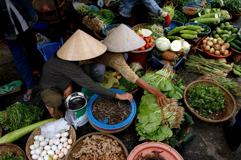 Hoi An Market.