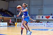 DESCRIZIONE : Gospic Croazia Qualificazioni Europei 2011 Croazia Italia<br /> GIOCATORE : Chiara Consolini<br /> SQUADRA : Nazionale Italia Donne<br /> EVENTO : Qualificazioni Europei 2011<br /> GARA : Croazia Italia<br /> DATA : 17/08/2010 <br /> CATEGORIA : Tiro<br /> SPORT : Pallacanestro <br /> AUTORE : Agenzia Ciamillo-Castoria/M.Gregolin<br /> Galleria : Fip Nazionali 2010 <br /> Fotonotizia : Gospic Croazia Qualificazioni Europei 2011 Croazia Italia<br /> Predefinita :