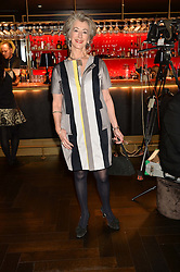 MAUREEN LIPMAN at the Costa Book of The Year Awards held at Quaglino's, 16 Bury Street, London on 26th January 2016.