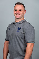 of Bristol Bears during the squad portrait session - Rogan/JMP - 01/08/2019 - RUGBY UNION - Clifton Rugby Club - Bristol, England.