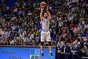 DESCRIZIONE : Eurolega Euroleague 2015/16 Group D Unicaja Malaga - Dinamo Banco di Sardegna Sassari<br /> GIOCATORE : Rok Stipcevic<br /> CATEGORIA : Tiro Tre Punti Three Point<br /> SQUADRA : Dinamo Banco di Sardegna Sassari<br /> EVENTO : Eurolega Euroleague 2015/2016<br /> GARA : Unicaja Malaga - Dinamo Banco di Sardegna Sassari<br /> DATA : 06/11/2015<br /> SPORT : Pallacanestro <br /> AUTORE : Agenzia Ciamillo-Castoria/L.Canu