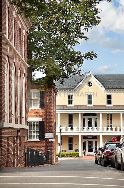 City of Warrenton Virginia hotel