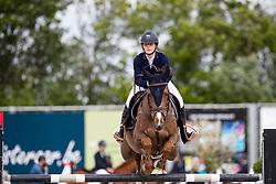 Frederick Charlotte, BEL, Electron Du Houssoit<br /> Belgisch kampioenschap Young Riders - Azelhof - Lier 2019<br /> © Hippo Foto - Dirk Caremans<br /> 30/05/2019