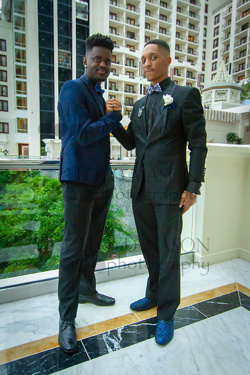 During Prom 2018 at Gaylord National Resort & Convention Center, National Harbor, MD on      May 18 2018 Photo: Lloyd Mason