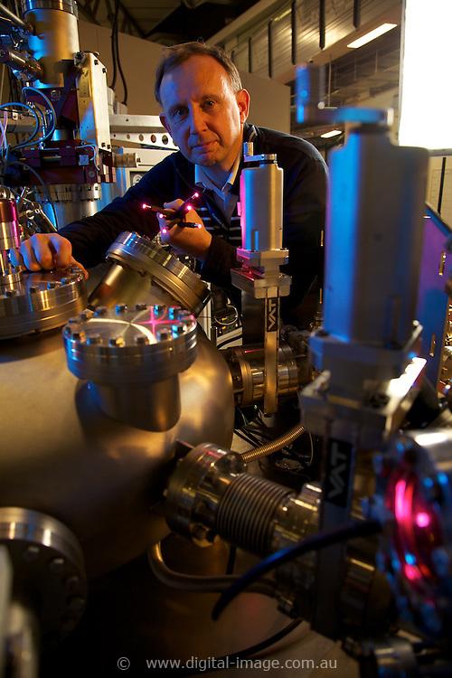 Dr Bruce Cowie, Principal Scientist - SXR, Australian Synchrotron