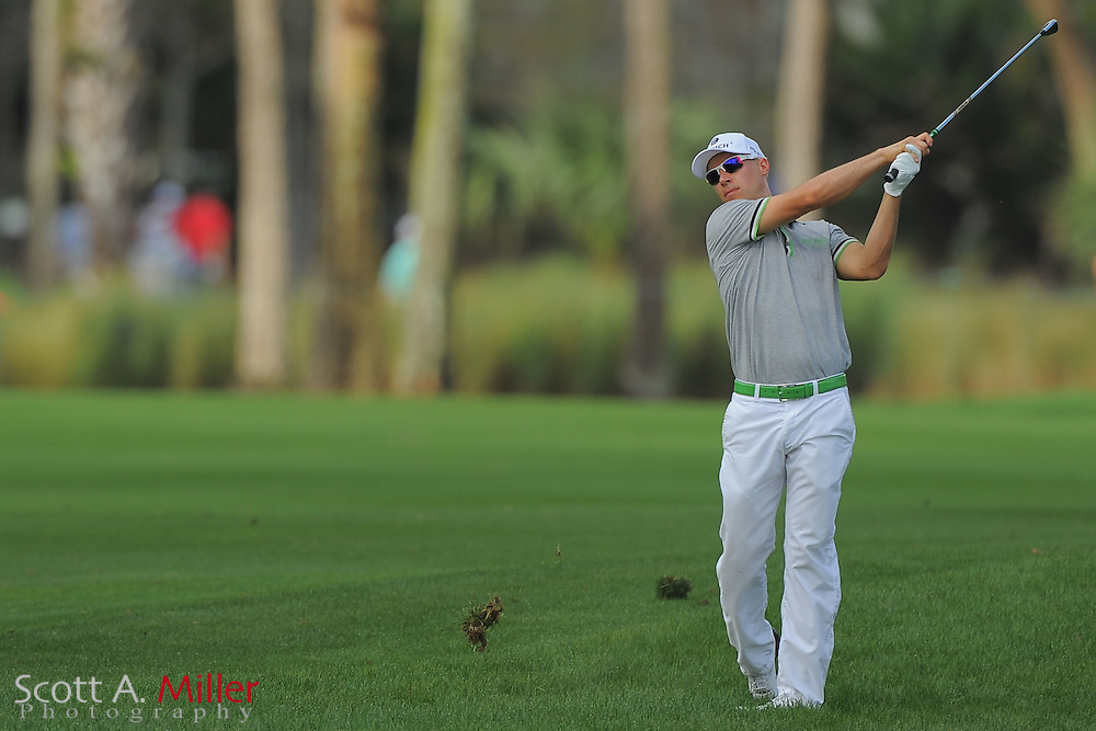 Ben Crane during the first round of the Honda Classic at PGA National on March 1, 2012 in Palm Beach Gardens, Fla. ..©2012 Scott A. Miller.