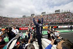October 28, 2018 - Mexico-City, Mexico - Motorsports: FIA Formula One World Championship 2018, Grand Prix of Mexico, ..#11 Sergio Perez (MEX, Racing Point Force India F1 Team) (Credit Image: © Hoch Zwei via ZUMA Wire)