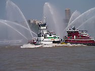The 2011 Great North River Tugboat Race and Competition