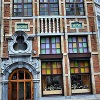 De Goude Huyve Tavern in Brussels, Belgium <br />