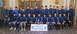 Westport Bord na nOg presentation to U16A team West Mayo Championship winners with special guest Pat Holmes<br />