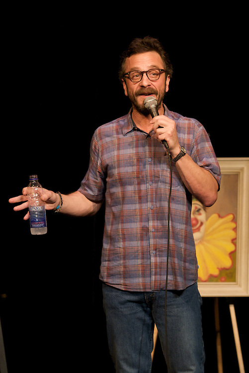 Marc Maron in Marc Maron: Scorching The Earth presented by Zoofest 2009 in Montreal, Canada