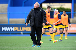 Worcester Warriors' director of rugby, Gary Gold - Mandatory by-line: Dougie Allward/JMP - 04/02/2017 - RUGBY - BT Sport Cardiff Arms Park - Cardiff, Wales - Cardiff Blues v Worcester Warriors - Anglo Welsh Cup