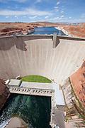 Glen Canyon Dam, Lake Powel, UT