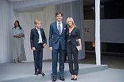 Crown Prince Pavlos ; PRINCESS Marie-Chantal Miller, Ark- Absolute Return for Kids. Fundraiser at Waterloo Euroster terminal. London. 13 May 2010. -DO NOT ARCHIVE-© Copyright Photograph by Dafydd Jones. 248 Clapham Rd. London SW9 0PZ. Tel 0207 820 0771. www.dafjones.com.