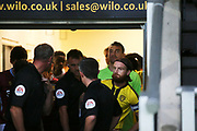 Burton Albion defender John Brayford (2) during the second round or the Carabao EFL Cup match between Burton Albion and Aston Villa at the Pirelli Stadium, Burton upon Trent, England on 28 August 2018.