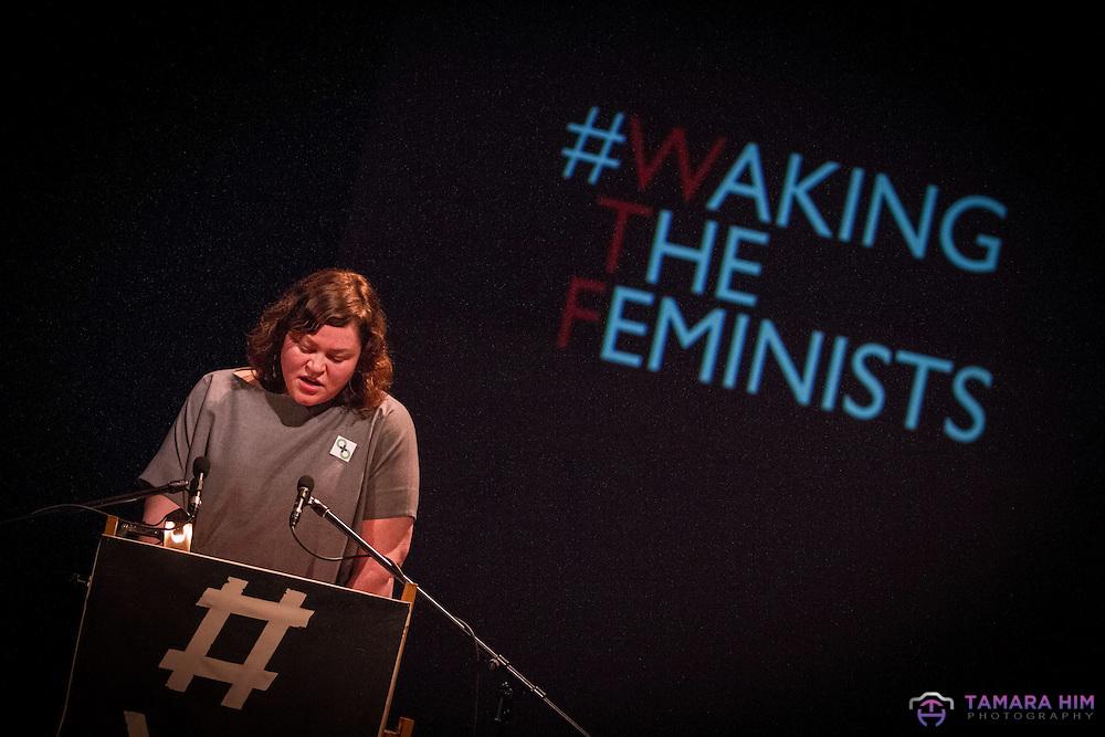 waking the feminist in Dublin.