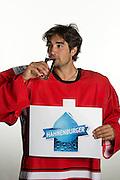 31.07.2013; Wetzikon; Eishockey - Portrait Nationalmannschaft; Andres Ambuehl (Valeriano Di Domenico/freshfocus)