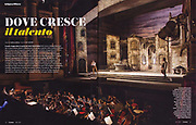 IN OPERA/ Milan<br /> La Scala's Academy<br /> Touring Magazine - November 2017
