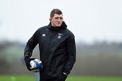 Director of Rugby Stuart Hooper looks on - Mandatory byline: Patrick Khachfe/JMP - 07966 386802 - 16/01/2020 - RUGBY UNION - Farleigh House - Bath, England - Bath Rugby Training Session
