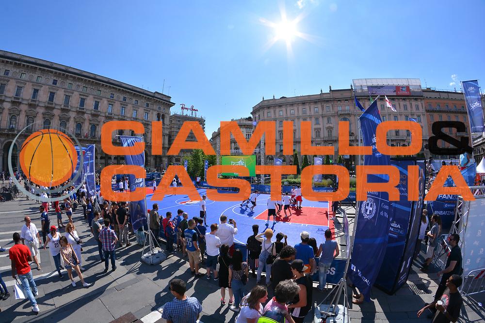 DESCRIZIONE : Milano Fan Zone NBA 2015<br /> GIOCATORE : Grant<br /> CATEGORIA : fan zone NBA<br /> SQUADRA : <br /> EVENTO : Milano Fan Zone NBA 2015<br /> GARA : Fan Zone NBA<br /> DATA : 20/06/2015<br /> SPORT : Pallacanestro<br /> AUTORE : Agenzia Ciamillo-Castoria/M.Ozbot<br /> Galleria : Lega Basket A 2014-2015 <br /> Fotonotizia: Milano Fan Zone NBA 2015