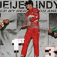 2009 INDYCAR RACING KENTUCKY